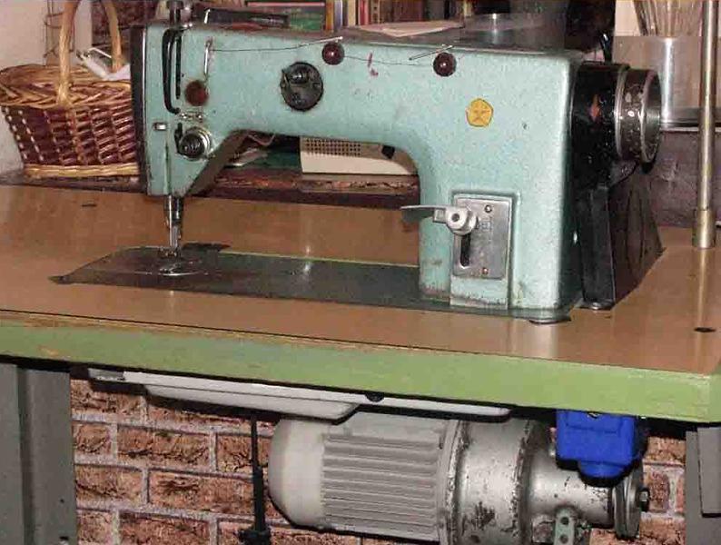 Продаю промышленную швейную