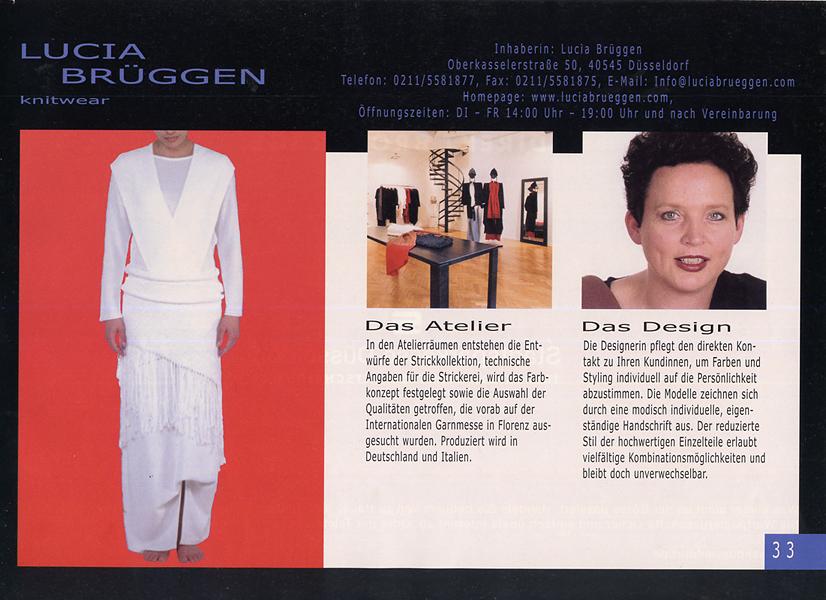 Lucia Brüggen бренды торговые марки ателье room дизайнеры ближнее и