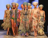 Украиснкая Неделя моды. Показ VICTORIA GRES, сезон лето 2010