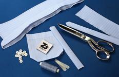 Индивидуальный пошив мужской рубашки класса ЛЮКС