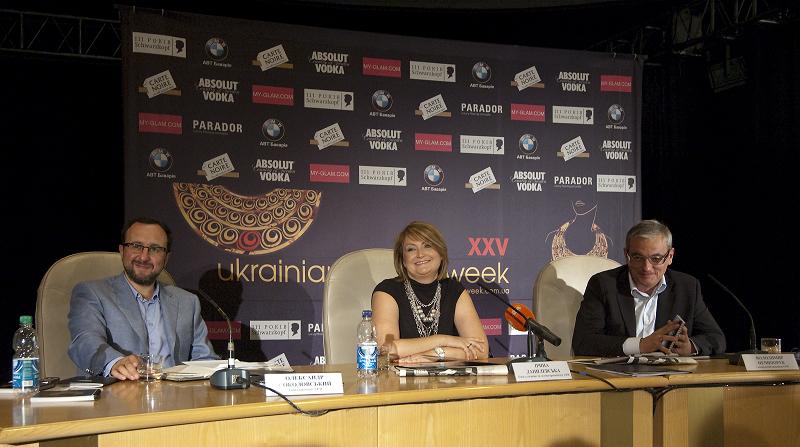 Украинская Неделя Моды, октябрь 2009