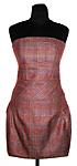 Платье-сарафан из шерсти 100%