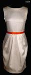 Платье Белый тюльпан