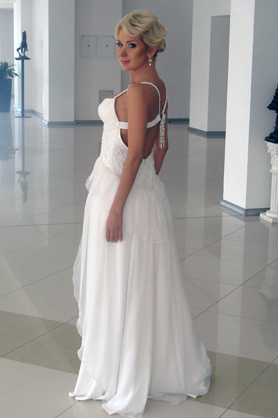 красивые платья трикотаж фото