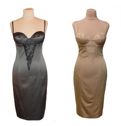 Как сделать выкройку платья 48 размер
