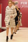 Показ компании ВАША ШУБА. 19-22 октября  2011. Международная специализированная выставка меха и изделий из меха FUR EXPO Ukraine.