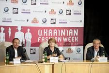 Украинская Неделя Моды (Ukrainian Fashion Week) 13-17 октября 2011 Мистецький Арсенал  (г. Киев)