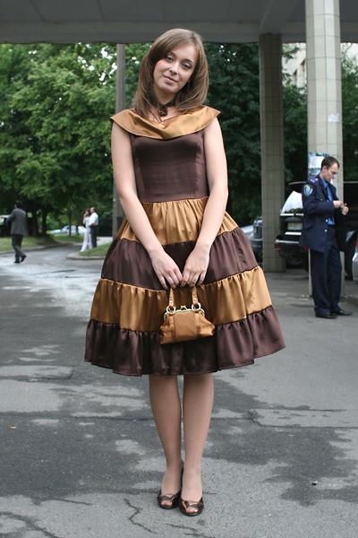 длинные платья рукава пол фонарик