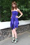Подсмотреть фасон выпускного платья.  Идеи для пошива выпускных платьев.